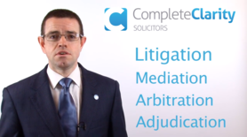 Complete Clarity Solicitors Glasgow, Shawlands, East Kilbride & Edinburgh